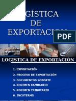 exportaciòn a
