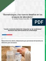 Biometrologia E Paredes