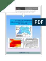 Estudio Extremos Hidrologicos - Cuenca Rio Chicama