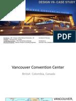 Vancuver Center Case Study