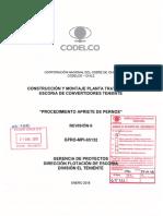 GPRO-MPI-65132_R0_Proced. Apriete de Pernos