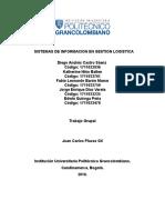 Trabajo Colaborativo de Sistemas de Informacion en Gestion Logistica