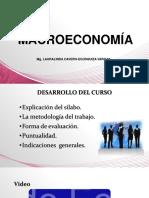 Macroeconomia Sesión i