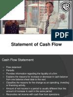 Statemet of Cash Flow
