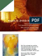 Angels in Jewish Mysticism