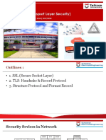 12. Transport Layer Security