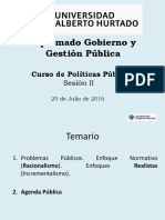 Diplomado Gobierno y Gestion Publica Sesion 2 VF