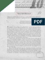 1853 Mercado, Memorias Acontecimientos Sur