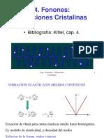 Cap3Fonones-VibracionesCristalinas.ppt