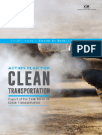 Taskforce Report on Clean Transport