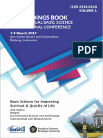 Proceedings Basic 2017 Vol1