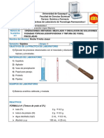 Tecnología Farmacéutica Práctica 3