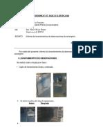Informe N° 07 Levantamiento de observaciones fase I