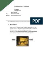 Informe N° 23 chancadora primaria seting