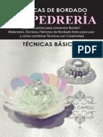 Técnicas Básicas de Bordado Manual N1, Imprimir