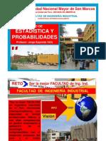 Semana 1 INTRODUCCION Estad-probab 2015-1