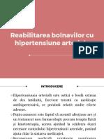 Curs 2- Reabilitarea Bolnavilor Cu HTA