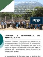 Comercio Justo y Las Org.09.05.14