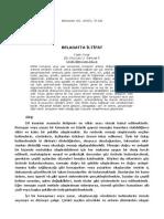 belağat,Belağatta iltifat-Giriş-32s-Kadir Kınar-bilimname 8,2005,2.pdf
