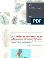 6.11.19 Regional Approach to Reading Philippine Literature