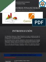 Indicadores Financieros de Smcv