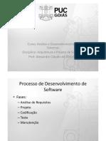 Desenho de Software Web -Aula1