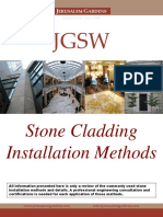 Stone Installation Methods Review
