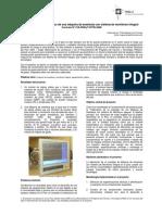 Medidor de Signos Vitalesy Anestesia Digital