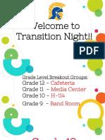 standard 4 - 19-20 grade 12 transitions