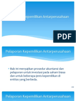 Meet 2 Pelaporan Kepemilikan Antarperusahaan & Laporan Keuangan Konsolidasi