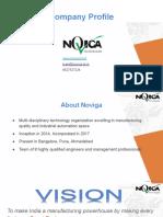 Complete Noviga Profile - GKN