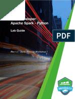 [Hortonworks University] HDP Developer Apache Spark