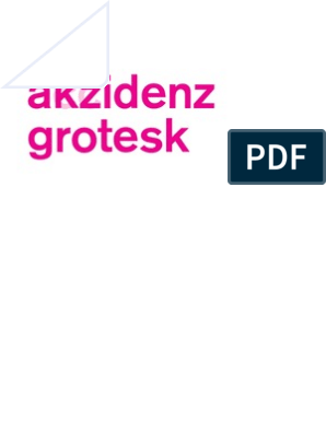 Akzidenz Grotesk specimen   Sans Serif   Typefaces