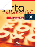 Arta Conversatiei Tongue Fu