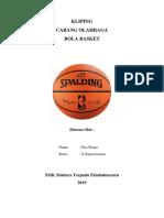 Kliping Bola Basket