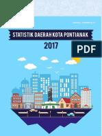 Statistik Daerah Kota Pontianak