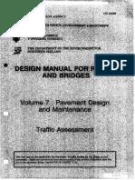 Pavement design and maintenance