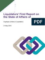 First Liquidators Report 31-05-2019