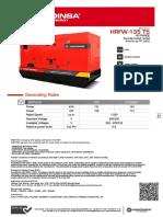 Hrfw 135 t5 (Fpt Iveco Nef67 Tm 2a) [Soundproofed Rental e10r] En