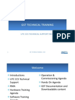Gst Training 2013 Ppt