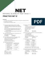 Arihant Ugc Net Practiceset 2