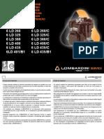 Manual de Usuario Lombardini 6LD