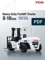 Heavy Duty Fd 6 Ton - 10 Ton-brochure