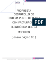 Propuesta Economica 004 0619 Qandata Facturacion Electronic