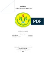 Jobsheet Tata Rias Pengantin Indonesia