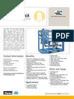 Filtration Cartridge Duplex Unit_TDW 610-50-40
