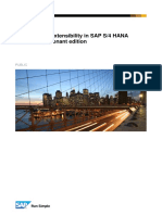 S4H_019 Guidance for Extensibility in SAP S4HANA Cloud STE
