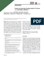 Arshad2016 Article SynthesesInVitroEvaluationAndM