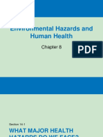 W8 Environmental Hazard and Human Health