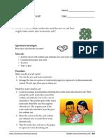 Chemistry Basic Experiments